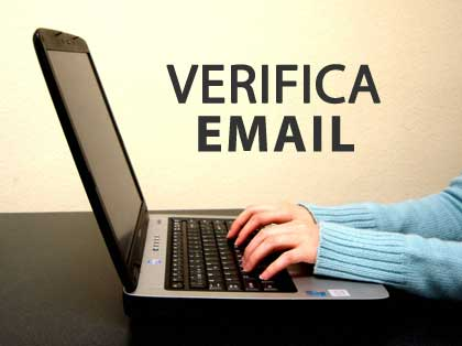 verifica indirizzo email online